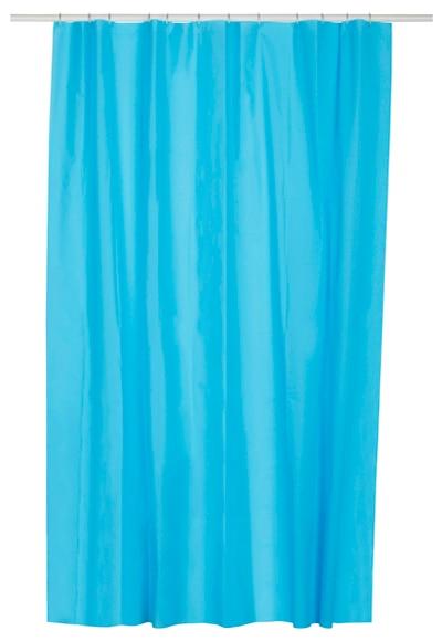 Cortina de ba o sensea joy azul atolon ref 16619785 - Leroy merlin cortinas bano ...