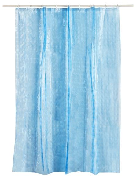 Cortina de ba o frost azul ref 16623803 leroy merlin - Leroy merlin cortinas bano ...
