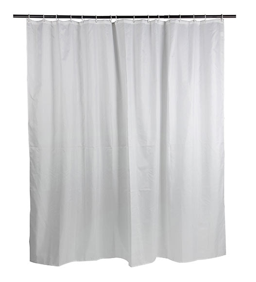 Cortina de ba o lily blanco ref 19371870 leroy merlin - Leroy merlin cortinas bano ...
