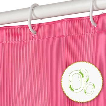 Cortinas de ducha leroy merlin for Anillas de cortinas