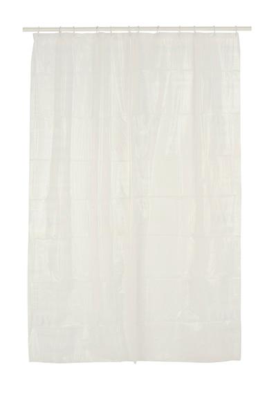 Cortina de ba o love blanco ref 15816563 leroy merlin for Cortinas en blanco