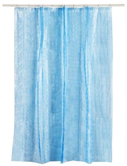Cortina de ba o frost azul ref 16623803 leroy merlin - Leroy merlin cortinas de bano ...