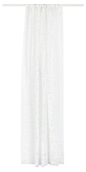 Cortina de ba o sensea numeros transp blanco ref 16707292 for Leroy cortinas bano