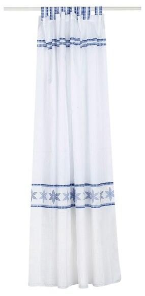 Cortinas De Baño Azul:Cortina de baño OLIMPO AZUL Ref 16708055 – Leroy Merlin