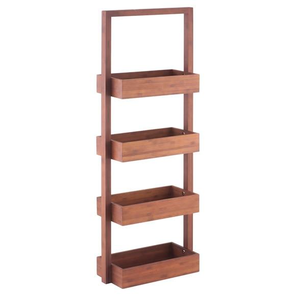 Estanteria para bano madera inspiraci n para el dise o for Estanteria madera bano