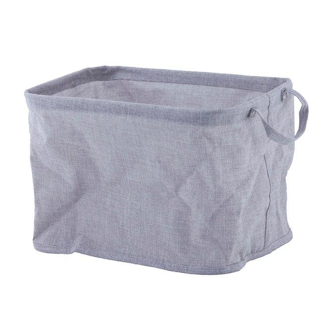 Cesto para la ropa deblanch derby 38x26 cm ref 16108806 - Burro ropa leroy merlin ...
