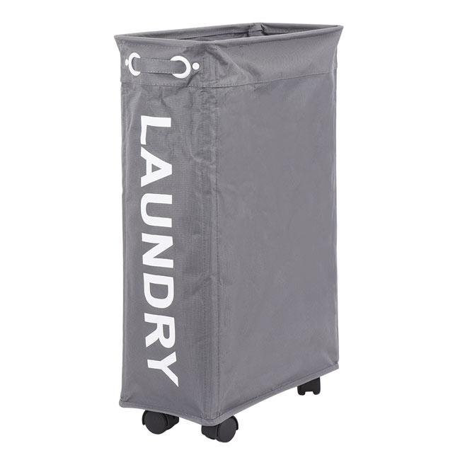 Cesto para la ropa laundry 40l ref 17905440 leroy merlin - Burro ropa leroy merlin ...
