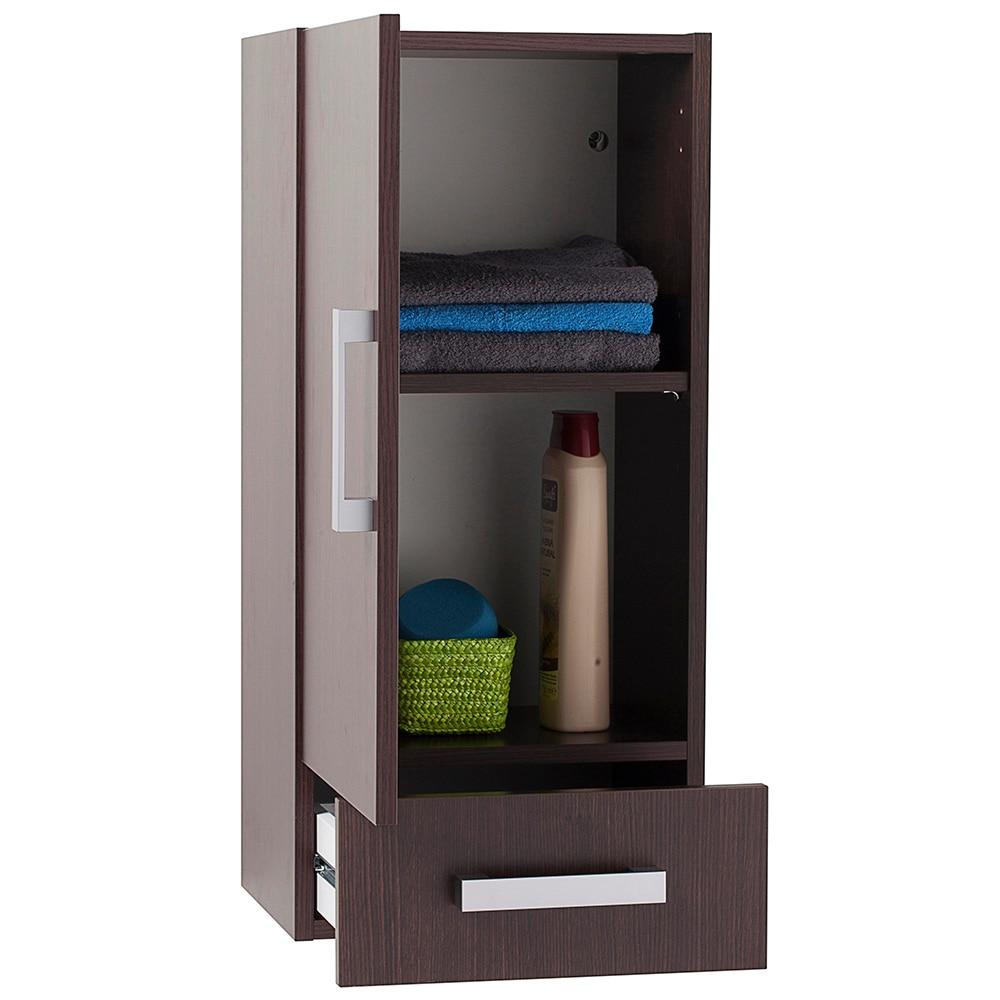 Mueble auxiliar de ba o serie capacity de colgar 1 puerta ref 16755571 leroy merlin - Muebles de bano para colgar ...