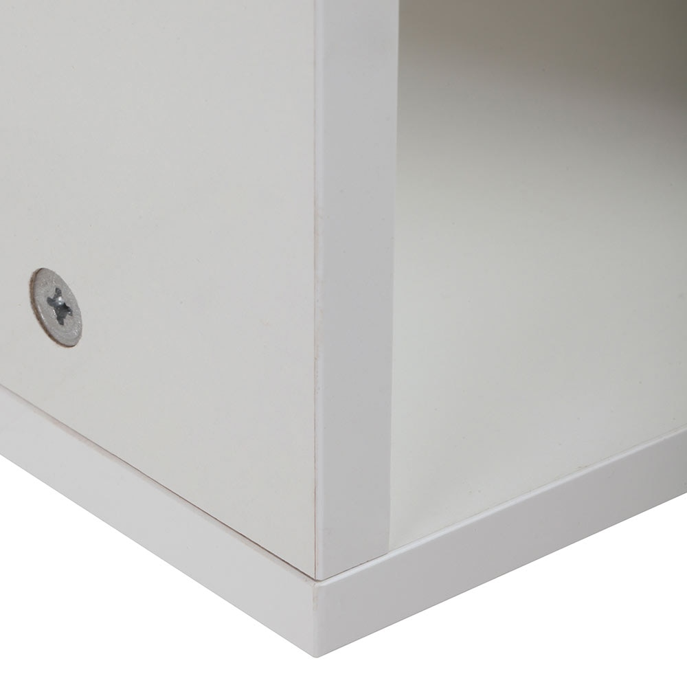 Mueble auxiliar de ba o serie discovery cubo ref 18627091 - Cubos leroy merlin ...
