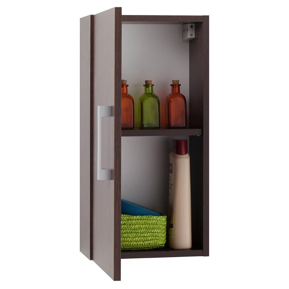 Mueble auxiliar de ba o serie eco de colgar ref 16730910 leroy merlin - Muebles de bano para colgar ...