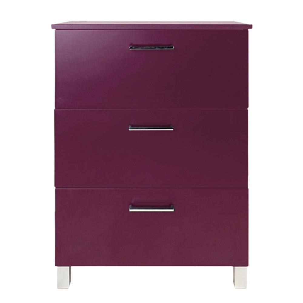 Mueble auxiliar de ba o serie fox coqueta ref 16467262 for Muebles auxiliares de cocina en leroy merlin