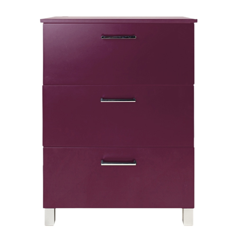 Mueble auxiliar de ba o serie fox coqueta ref 16467262 for Mueble lavadora leroy merlin