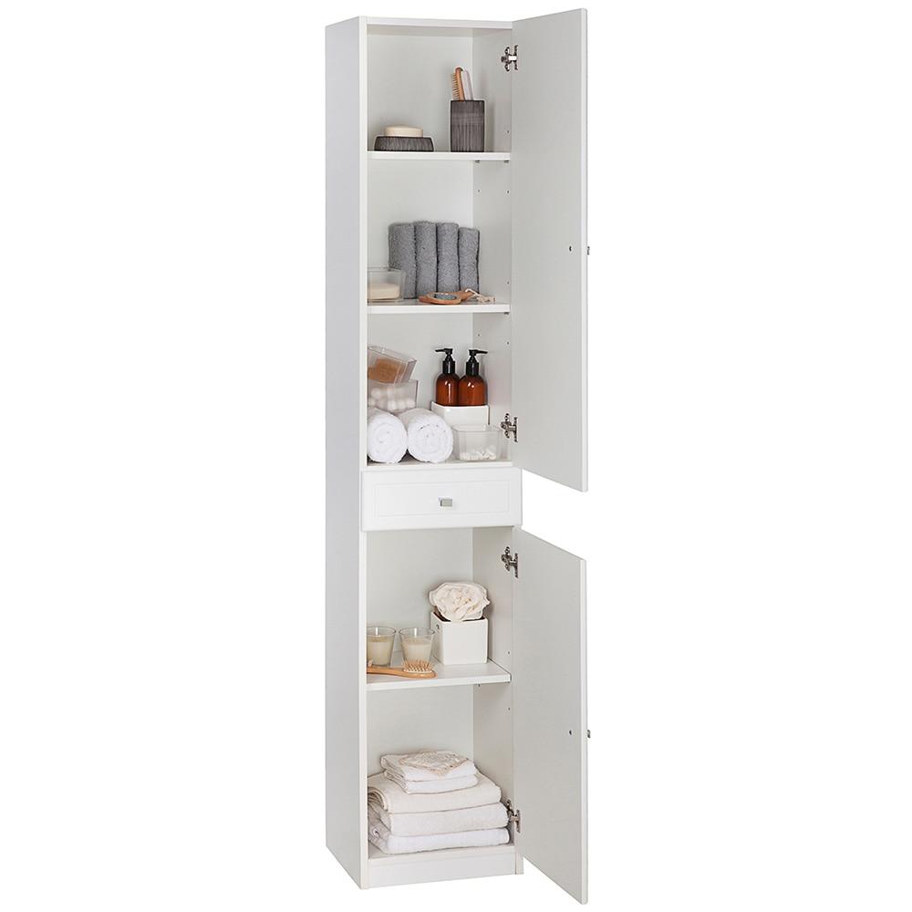 Mueble auxiliar de ba o serie galice columna ref 16729272 - Mueble columna de bano ...
