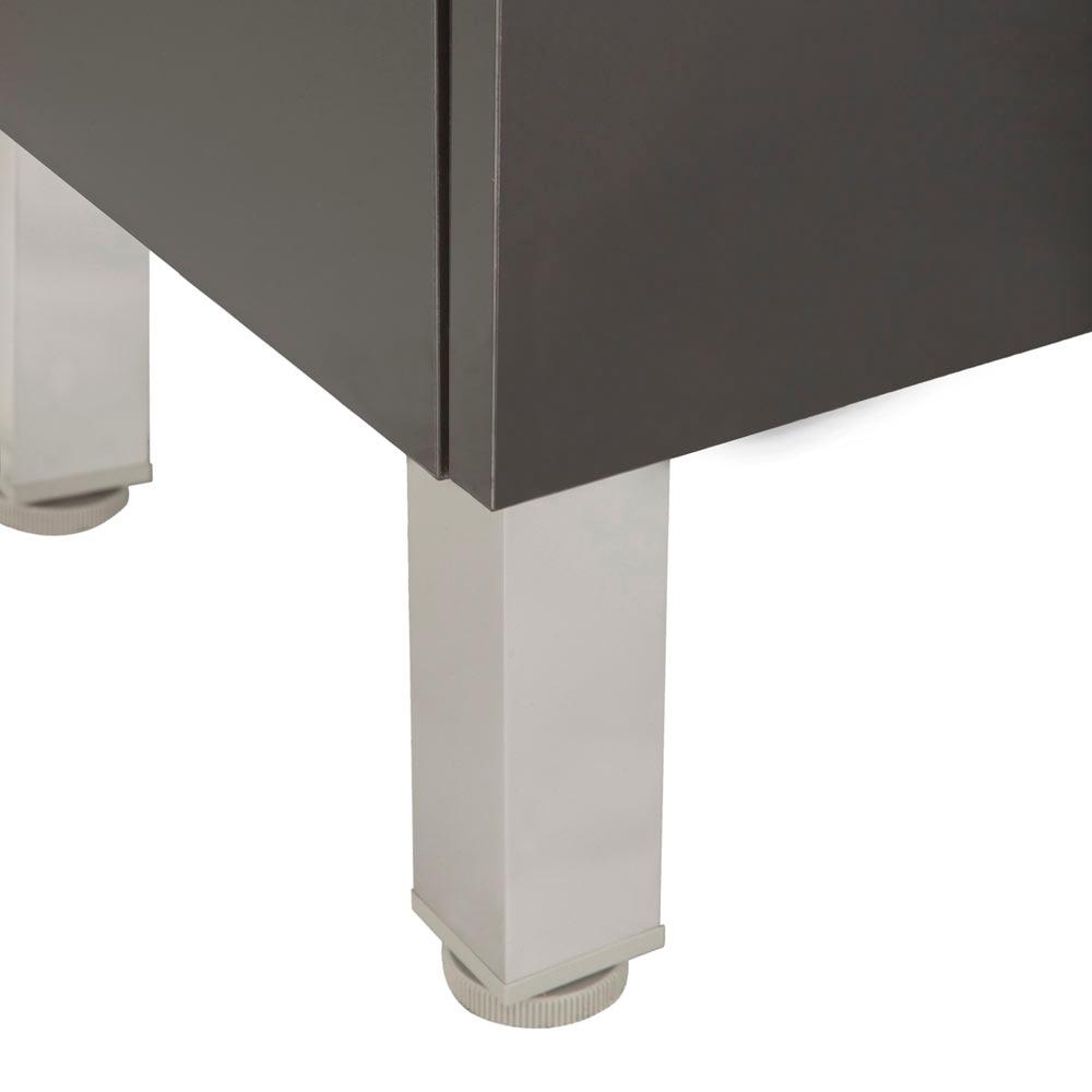 Mueble auxiliar de ba o serie madrid columna ref 17982251 for Fin de serie carrelage leroy merlin