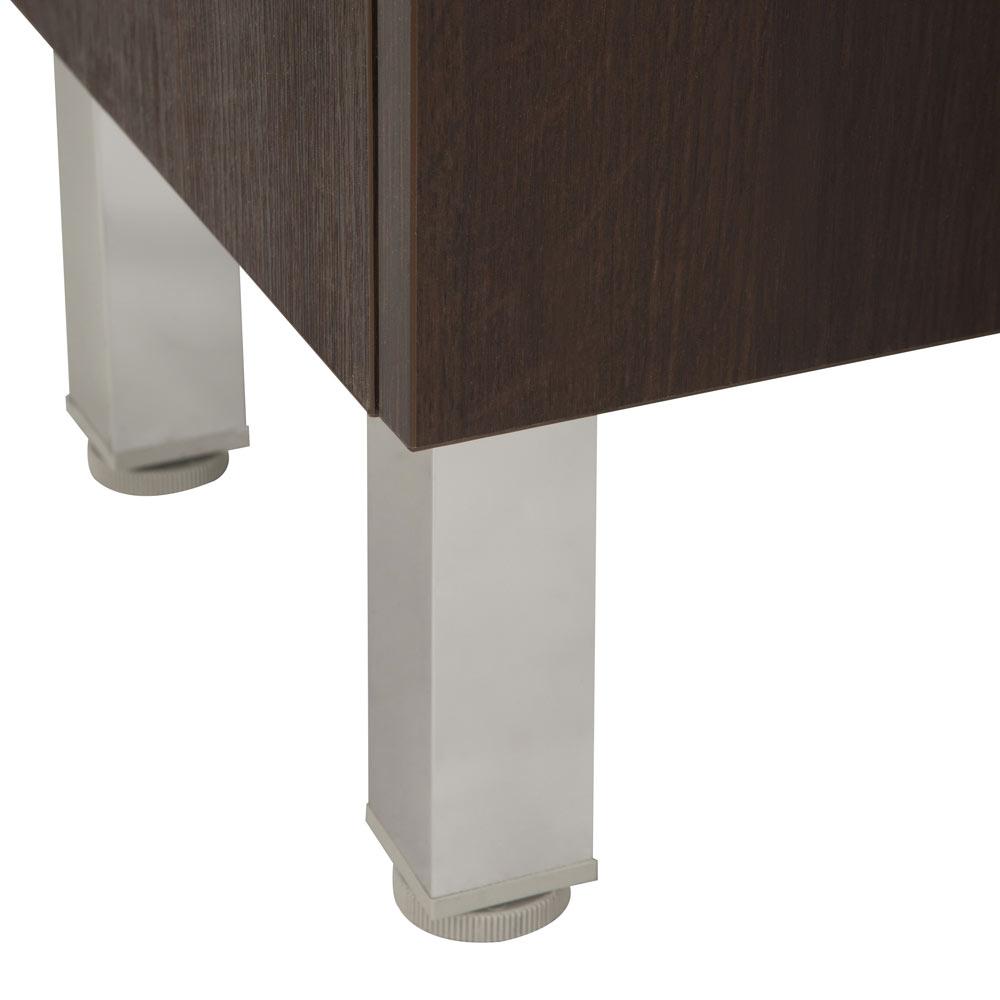 Mueble auxiliar de ba o serie madrid columna ref 18209884 for Fin de serie carrelage leroy merlin