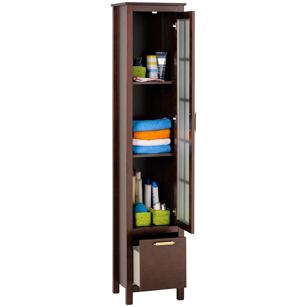 Mueble auxiliar de ba o serie nizza columna ref 17308900 leroy merlin - Columna bano leroy merlin ...