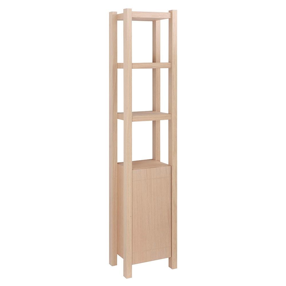 Mueble auxiliar de ba o serie stone columna ref 17966704 for Columna de bano ikea