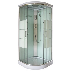 Cabinas de hidromasaje leroy merlin for Cabinas de ducha medidas