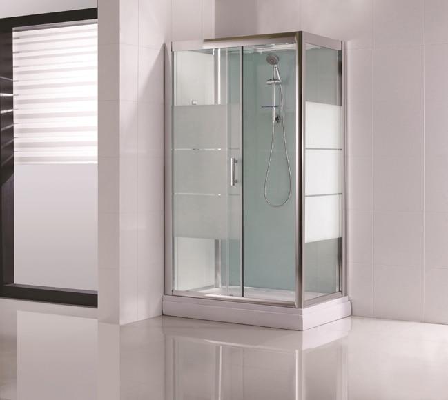 Cabinas de ducha hidromasaje - Duchas leroy merlin ...