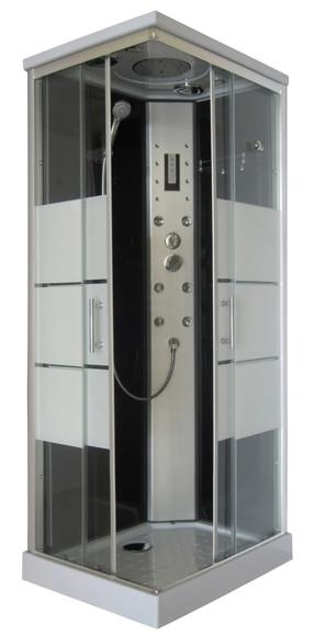 Cabina de hidromasaje pure rectangular ref 16673195 - Cabina ducha rectangular ...