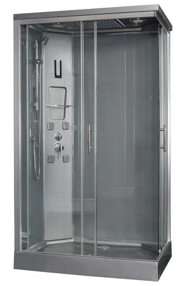 Cabina de hidromasaje sery ref 16672873 leroy merlin - Cabina de duchas ...