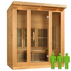 saunas leroy merlin. Black Bedroom Furniture Sets. Home Design Ideas