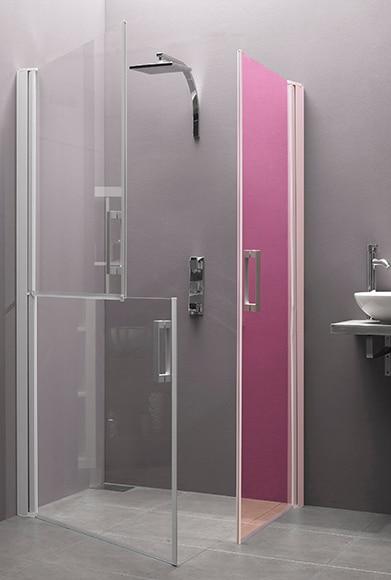 Puerta para mampara movilidad reducida puerta abatible - Mamparas de ducha precios leroy merlin ...