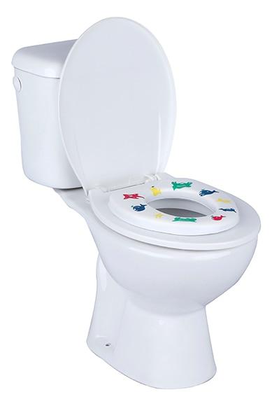 Reductor para el wc multicolor ref 12917226 leroy merlin for Tazas wc leroy merlin