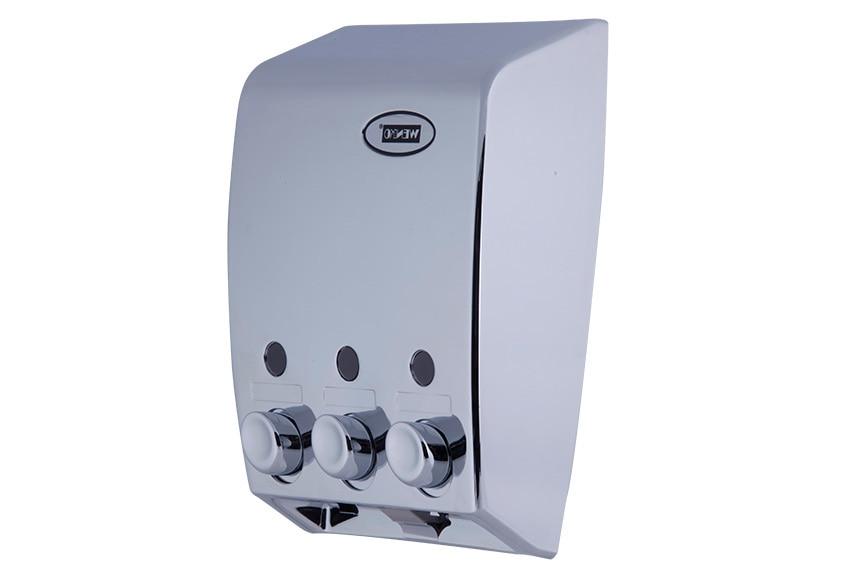 Dispensadores de jabon para ducha cuarto de ba o ducha - Dispensador jabon pared ...