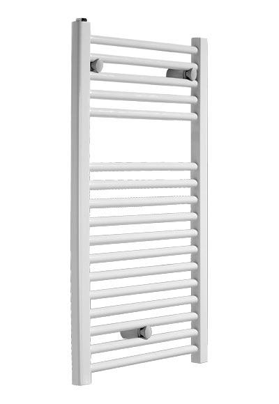 Radiador toallero de agua rc ibiza blanco ref 13432783 - Toalleros de pared ...