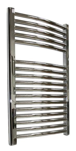 Radiador toallero de agua rc rondine cromado agua ref for Radiador toallero cromado