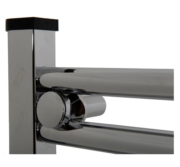 Radiador toallero de agua cicsa zeta x 112x45 cromo ref - Radiador toallero agua leroy merlin ...