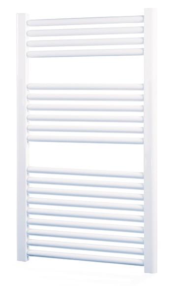 Radiador toallero de agua cicsa zeta x 112x50 blanco ref - Radiador toallero agua leroy merlin ...