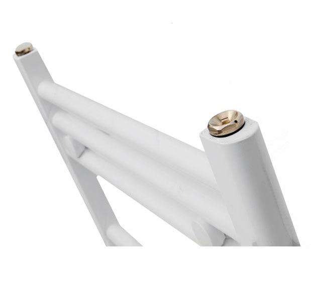 Radiador toallero de agua cicsa zeta x 77x45 blanco ref - Radiador toallero agua leroy merlin ...