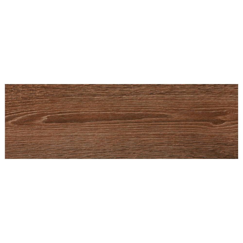 Pavimento 16x50 cm marr n serie madera ref 17004246 - Leroy merlin pavimentos ...