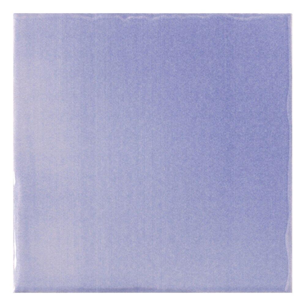 Revestimiento 15x15 azul serie tissu ref 17077585 leroy merlin - Tissu tendu leroy merlin ...