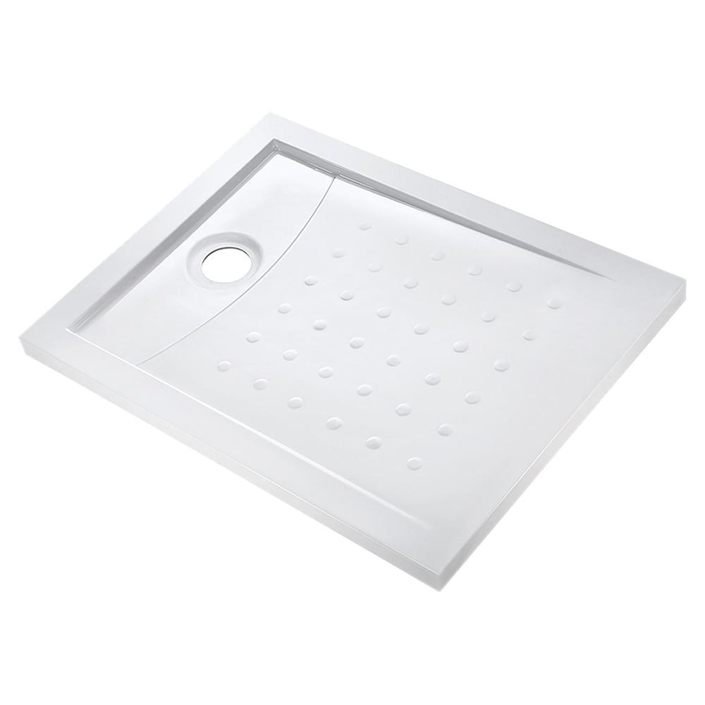 Plato de ducha acr lico corf rectangular ref 16944193 - Platos de ducha acrilicos ...