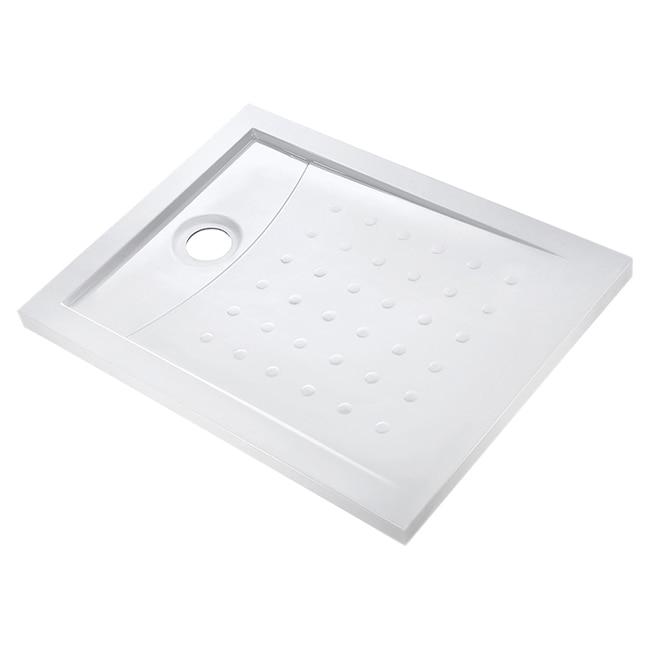 Plato de ducha acr lico sensea corf rectangular ref for Plato ducha 60 x 80