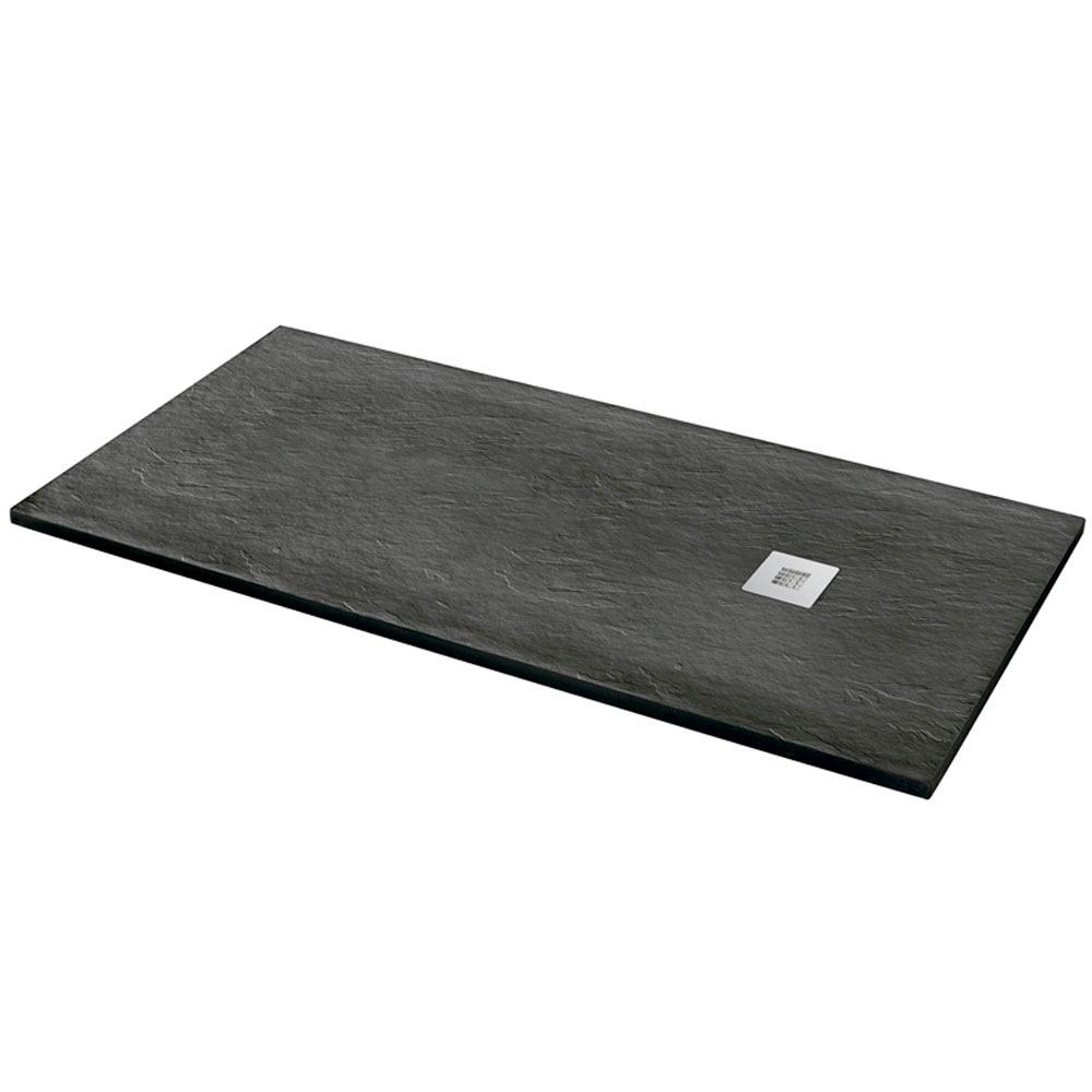 Plato de ducha carga mineral urban rectangular ref for Cable ducha leroy merlin