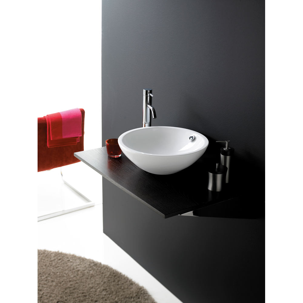 Lavabo de ba o serie castellon ref 12745061 leroy merlin for Leroy merlin lavabos