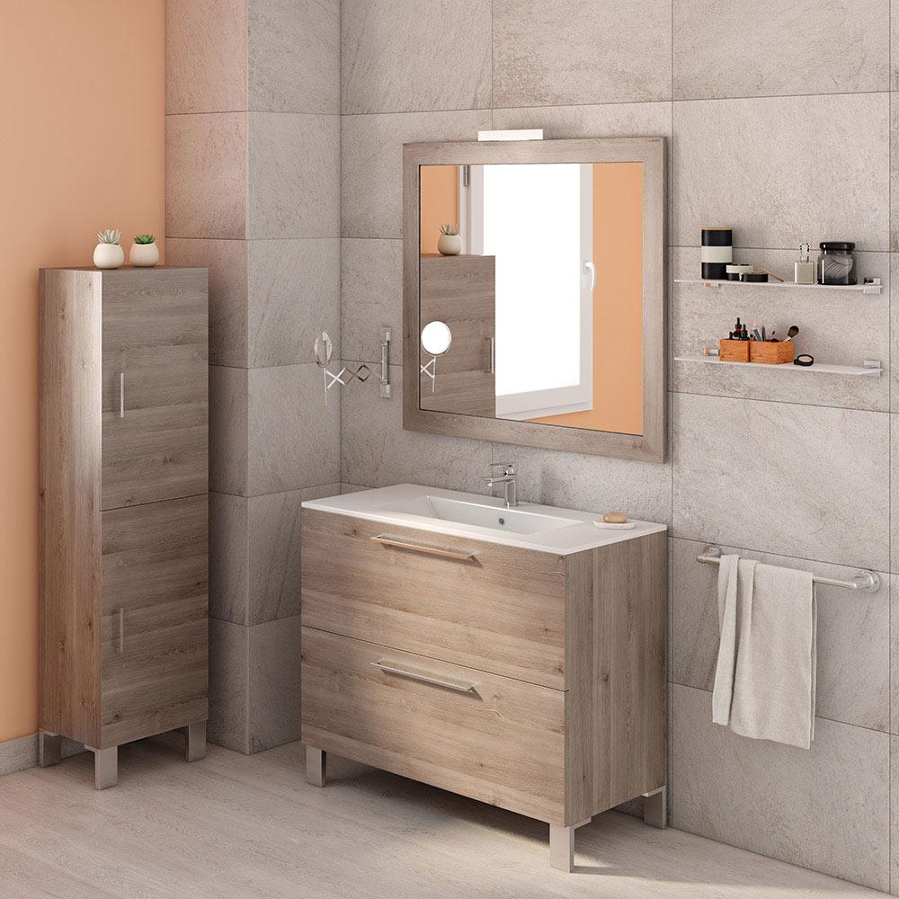 Mueble de lavabo AIDA Ref. 17924004 - Leroy Merlin