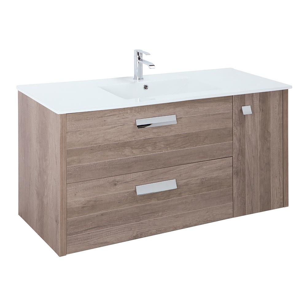 Mueble de lavabo alicia ref 18372123 leroy merlin for Mueble fregadero leroy merlin