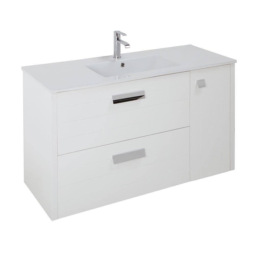 Mueble de lavabo alicia ref 18372144 leroy merlin - Mueble microondas leroy merlin ...