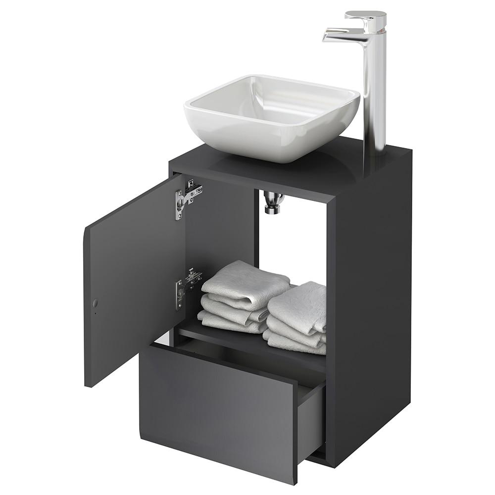 Conjunto de mueble de lavabo belladona ref 15471106 for Conjunto mueble lavabo
