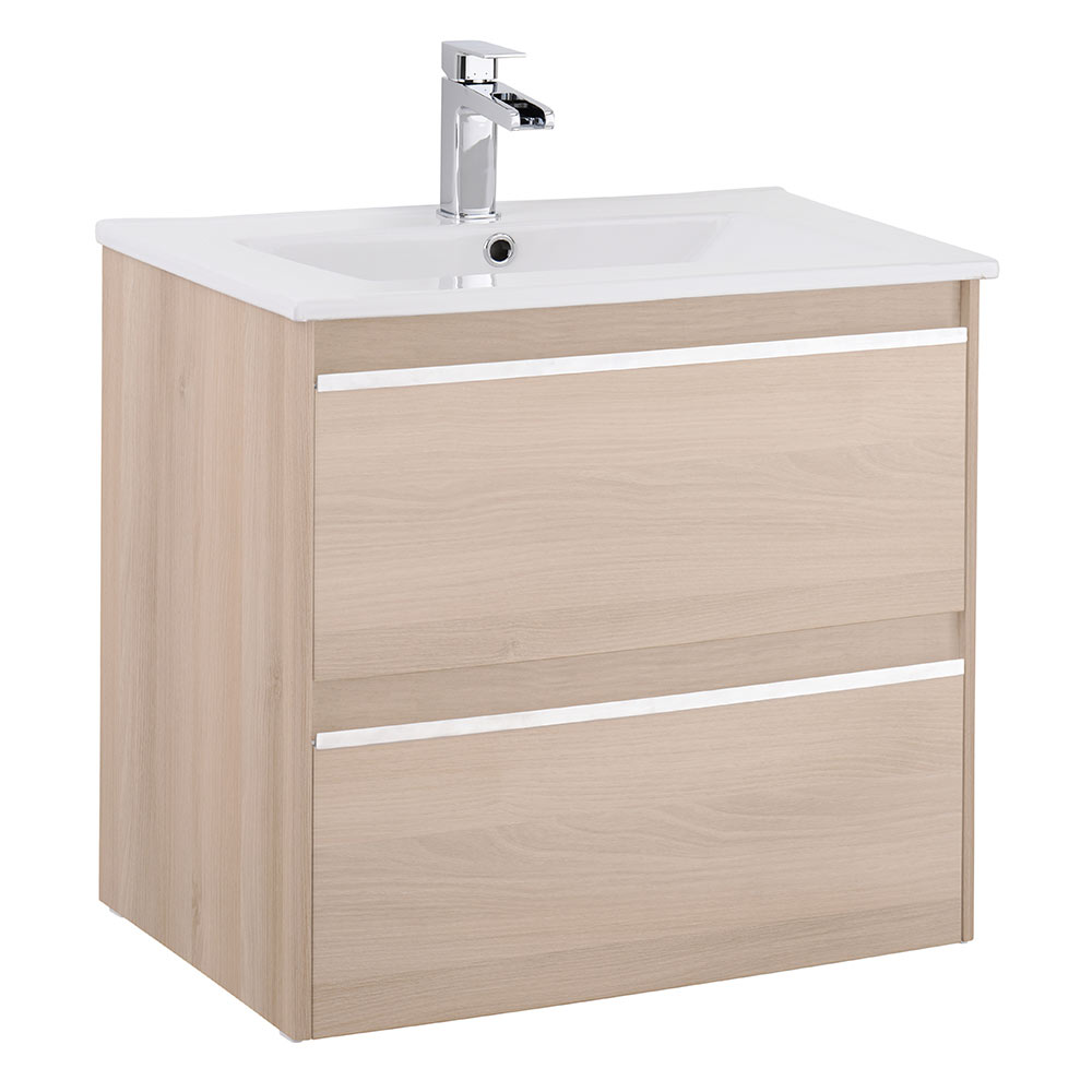 Mueble de lavabo beta ref 17934280 leroy merlin for Mueble fregadero leroy merlin