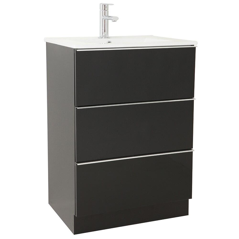 Mueble de lavabo discovery ref 17359706 leroy merlin - Tu mueble online ...