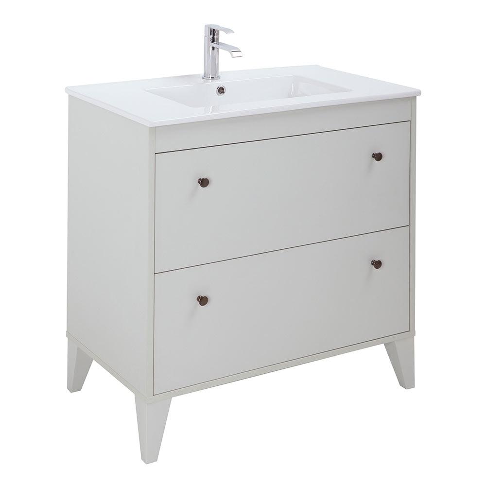 Mueble de lavabo domo ref 18594856 leroy merlin - Tu mueble online ...