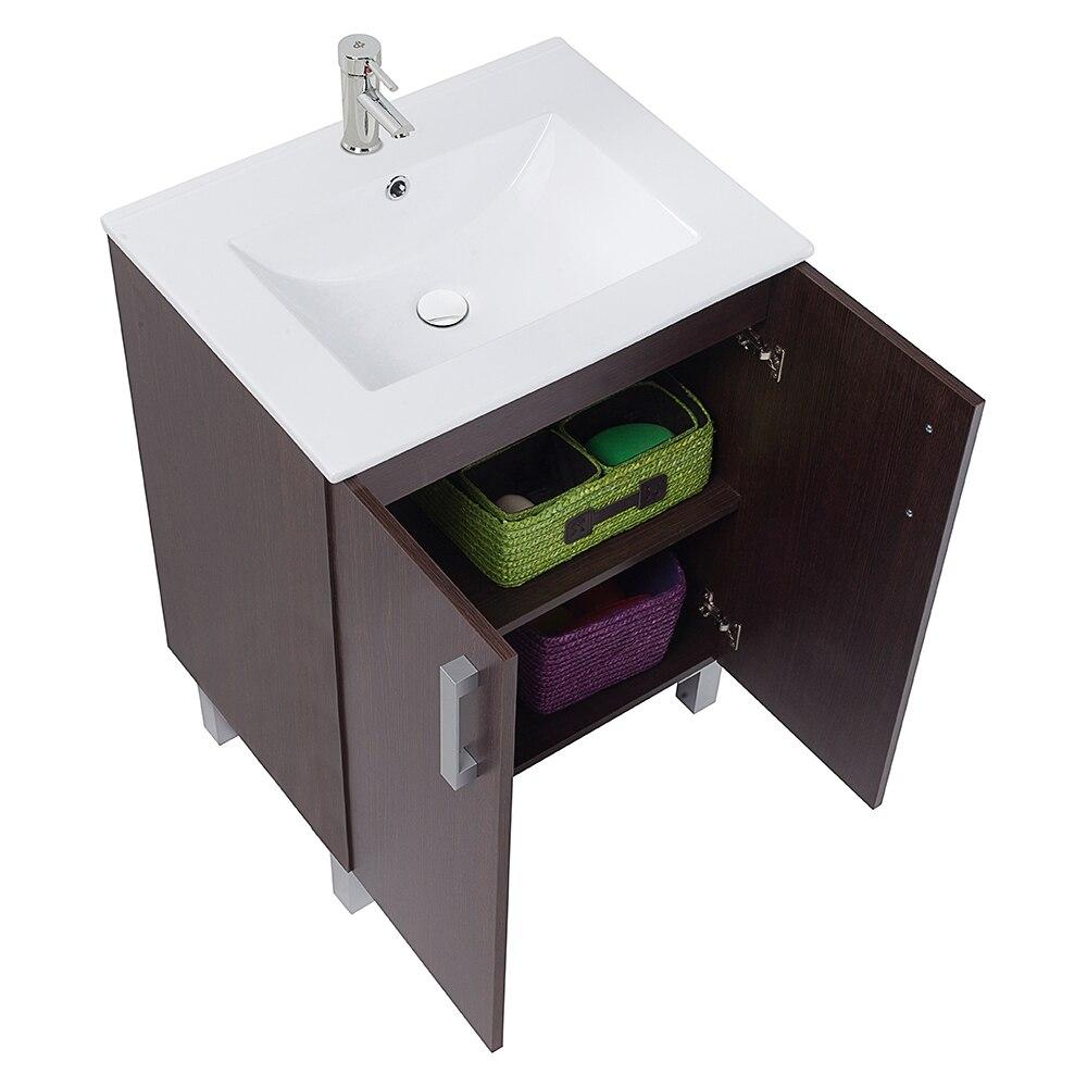 mueble de lavabo eco ref 16730966 leroy merlin. Black Bedroom Furniture Sets. Home Design Ideas