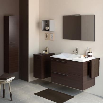Mueble de lavabo elea ref 14991333 leroy merlin for Lavabos leroy merlin ofertas