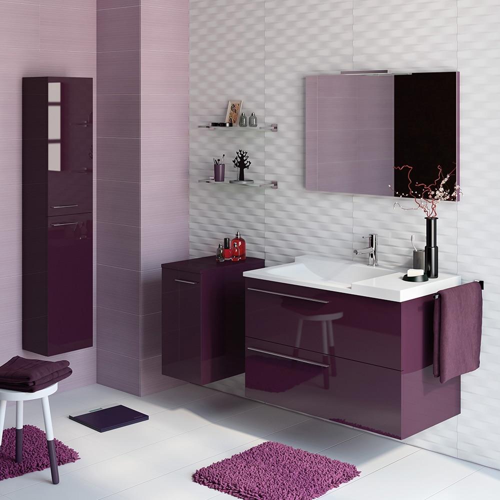 Mueble de lavabo elea ref 16742320 leroy merlin for Lavabo pequeno leroy merlin